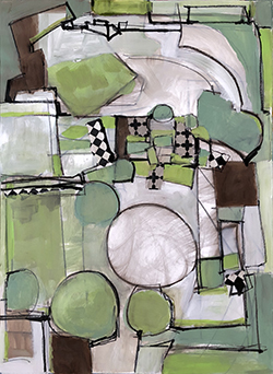 Norma Alonzo, Urban Green