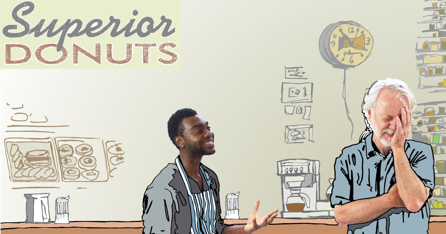 Image result for Superior Donuts