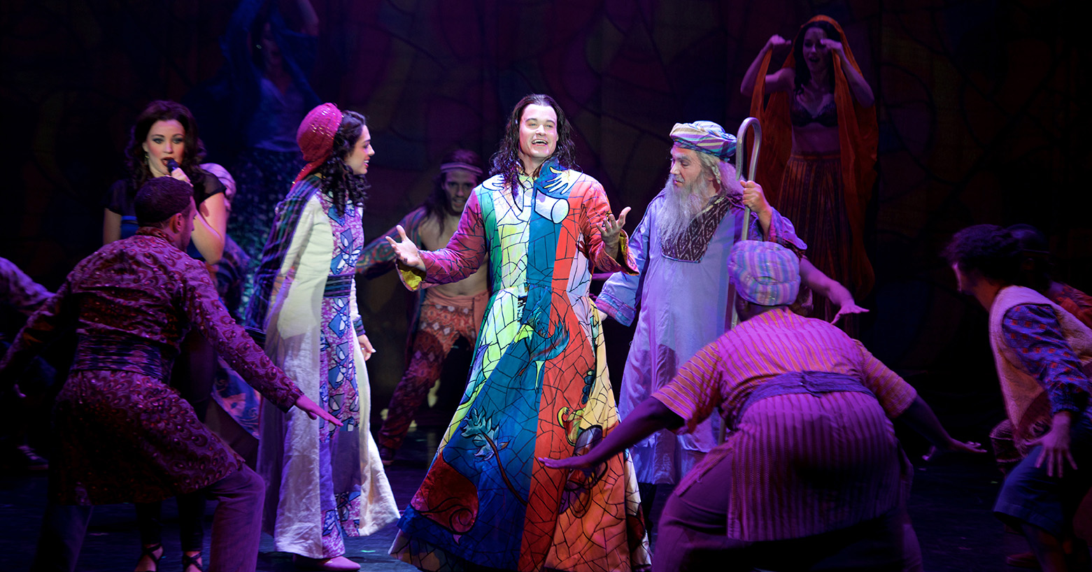 Joseph and the Amazing Technicolor Dreamcoat at Lincoln Center ...