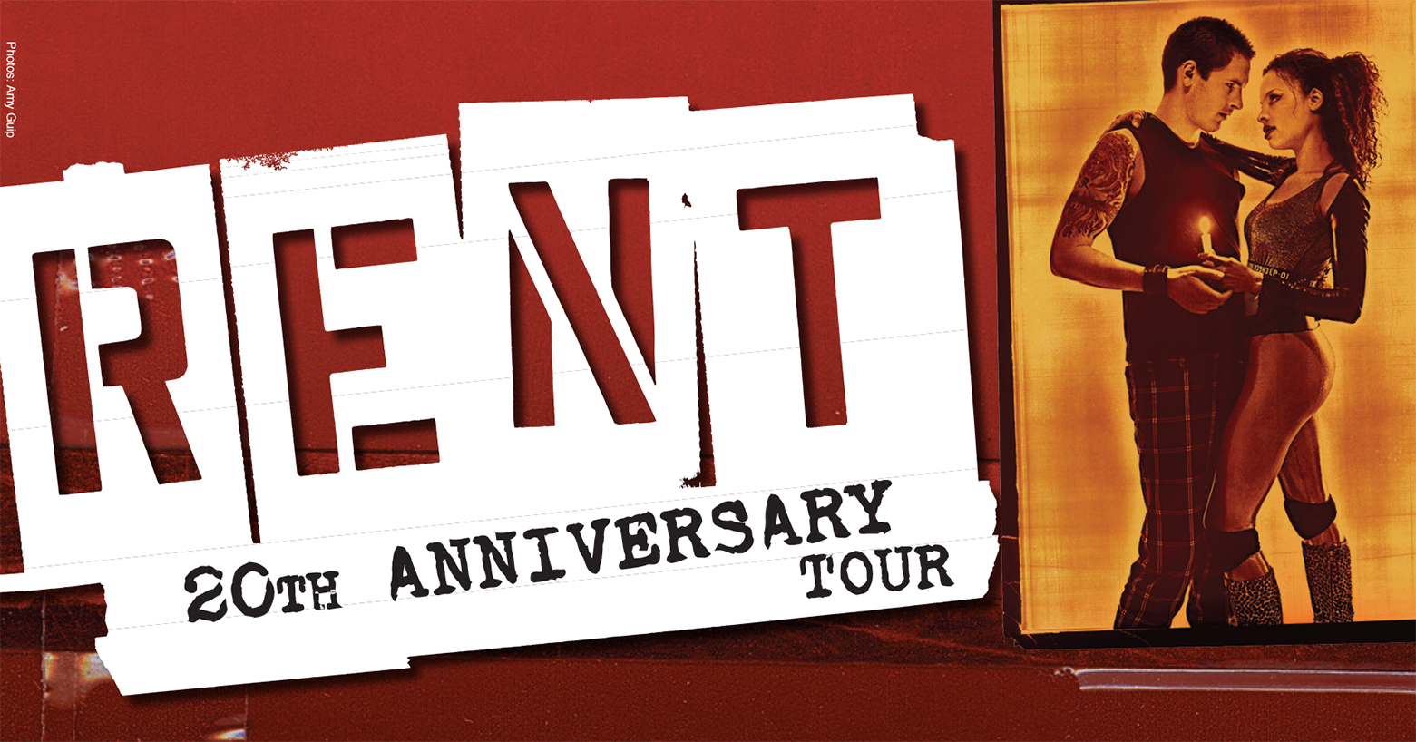 Rent 20th Anniversary Tour At Lincoln Center Fort Collins