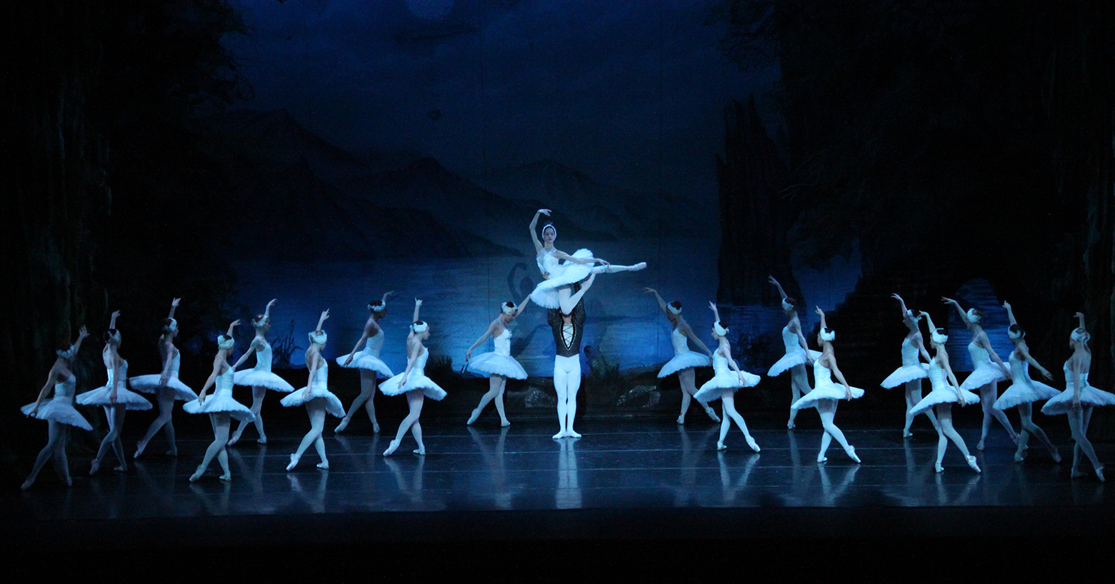 Russian National Ballet Theatre Swan Lake At Lincoln