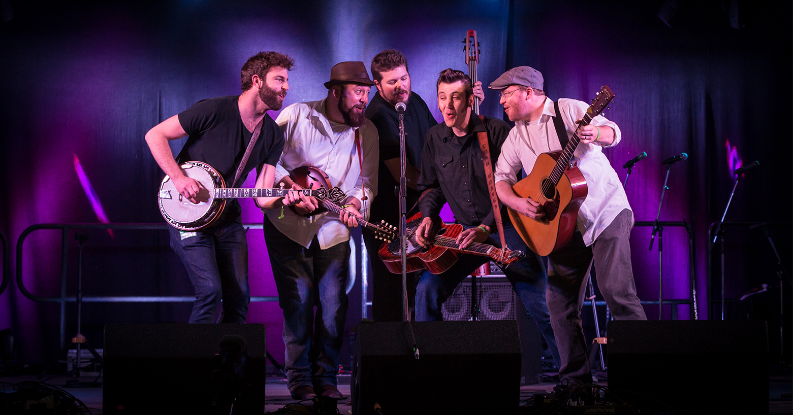 The Hillbenders Present Tommy A Bluegrass Opry