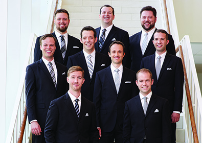 Cantus: No Greater Love Than This