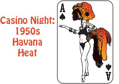 Casino Night: 1950s Havana Heat