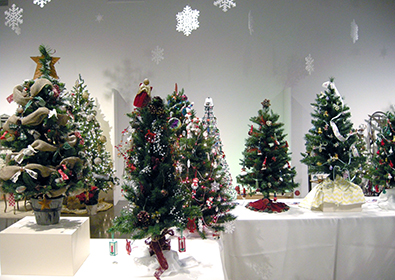 Gallery of Trees 2016