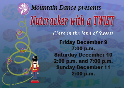 Nutcracker with a Twist