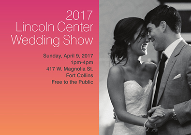 Lincoln Center Wedding Show