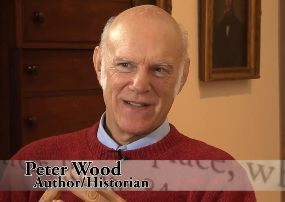 Lecture: Dr. Peter Wood