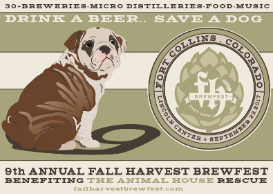 9th Annual Fall Harvest Brewfest