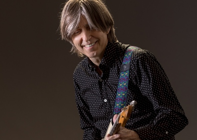 Eric Johnson with Original Band Members Tommy Taylor & Kyle Brock plus Special Guest Arielle