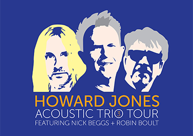 Howard Jones Acoustic Trio