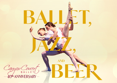 3rd Annual Ballet, Jazz, & Beer