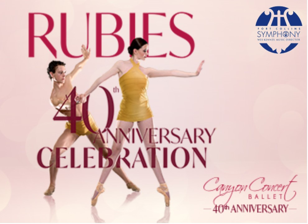 Rubies: A 40th Anniversary Celebration