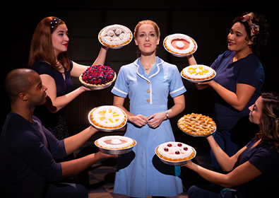 POSTPONED: Waitress