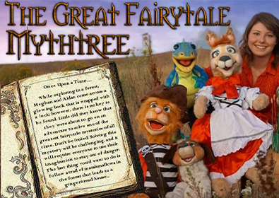 The Great Fairytale Mythtree | Rocky Mountain Puppets